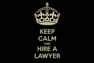 Why you need a lawyer